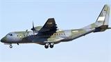 Vận tải cơ C-295M đầu tiên của Việt Nam bay thử