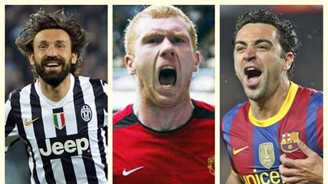 Ai là vua chuyền bóng hay nhất thế kỷ 21?