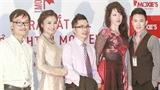 Diễn viên Diệu Hương tất bật giúp chồng tại event Moxie's