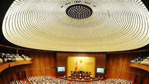 Tòa nhà Quốc hội mới Việt Nam lộng lẫy như thế nào?
