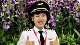 Nhan sắc tuyệt đẹp nữ phi công Việt đầu tiên của VJ