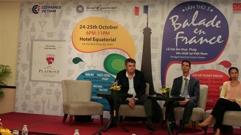 Balade en France 2014 – Lễ hội ẩm thực Pháp 2014
