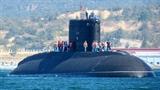 Tàu ngầm Kilo 636MV và Kilo 636MK khác nhau thế nào?