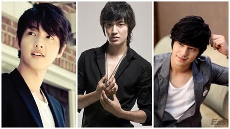 Điểm danh các mỹ nam trẻ tuổi xứ Kim Chi khiến nữ giới thao thức