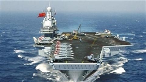 Tàu sân bay Liêu Ninh của TQ gặp sự cố lò hơi