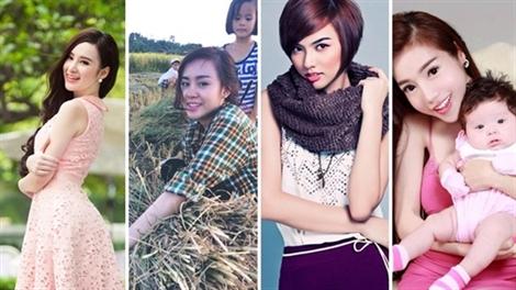 Hành trình từ 'gái hư' thành 'gái ngoan' của Showbiz Việt