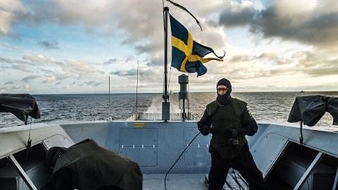 Tàu lạ xâm nhập biển Thụy Điển: Tàu Nga bị lạc?