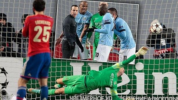 Highlights: CSKA Moscow 2-2 Manchester City (Group E)