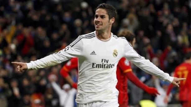 Phương án chiến thuật Liverpool - Real Madrid: Isco không kém gì Bale