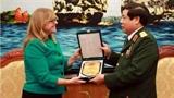 Tăng cường đối thoại quốc phòng toàn diện Việt - Mỹ