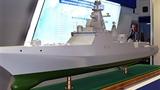 Nga có tàu khu trục động cơ hạt nhân, trang bị S-500