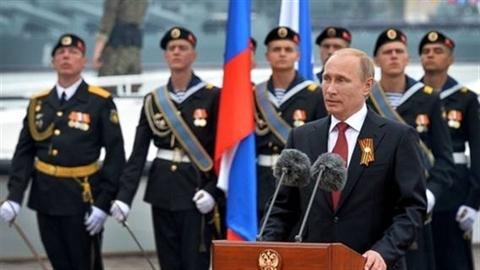 Phương Tây run sợ trước 'trật tự' của Putin?