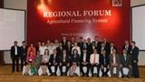 Agribank đăng cai tổ chức Tọa đàm quốc tế APRACA