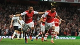 Anderlecht 1-2 Arsenal: Pháo thủ lấy 3 điểm trong 2 phút cuối