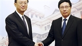 Ông Dương Khiết Trì đến VN lần 2 trong vòng 4 tháng