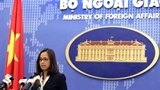 Nhan sắc mới của nữ phát ngôn viên Bộ ngoại giao