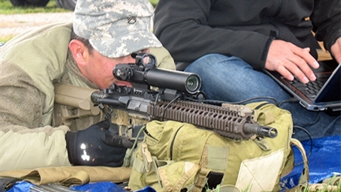Những công nghệ đỉnh cao trên súng trường Mỹ