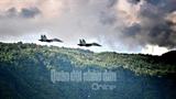 Su-30MK2 Việt Nam diệt mục tiêu, yểm trợ tấn công địch