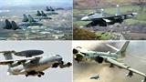 Không quân Trung Quốc: Thua xa Mỹ, vẫn còn phụ thuộc Nga