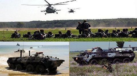 Kiev chuẩn bị tấn công, ly khai dọa chiếm toàn vùng Donbass