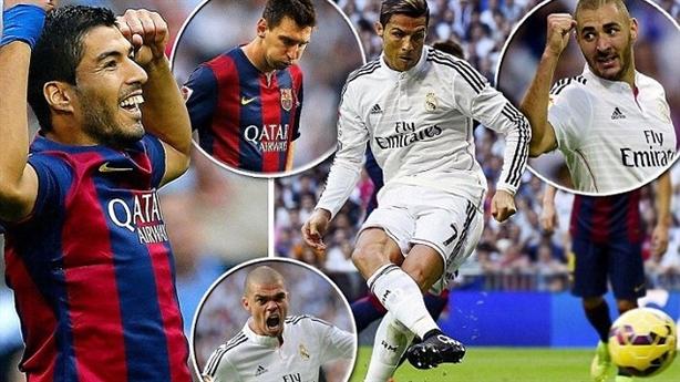Highlights: Real Madrid 3-1 Barcelona