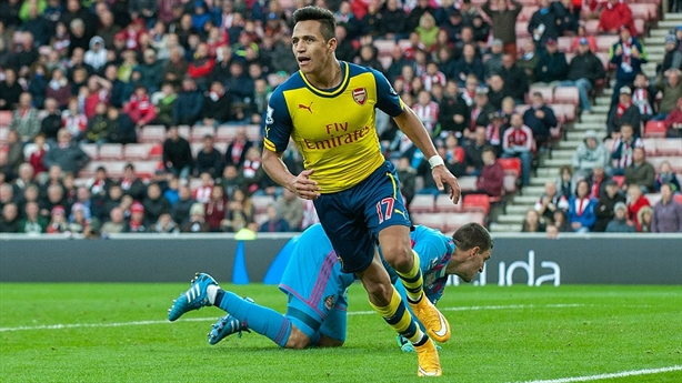 Highlights: Sunderland 0-2 Arsenal
