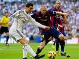 Những pha đi bóng của Ronaldo làm khổ hàng phòng ngự Barcelona