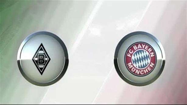 23h30, 26/10/14; M'Gladbach - Bayern Munich: Thuốc thử hạng nặng