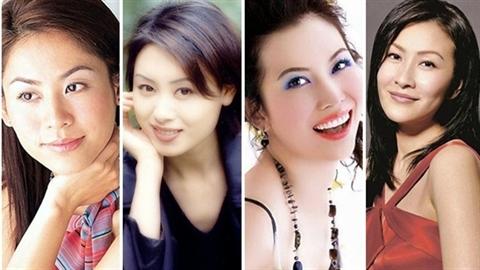 Tứ đại hoa đán TVB: Người hạnh phúc, kẻ truân chuyên