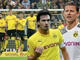 Dortmund: Những rạn nứt từ nội bộ