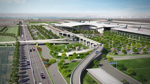 Xây sân bay Long Thành:Phó Thủ tướng trả lời... câu hỏi khó