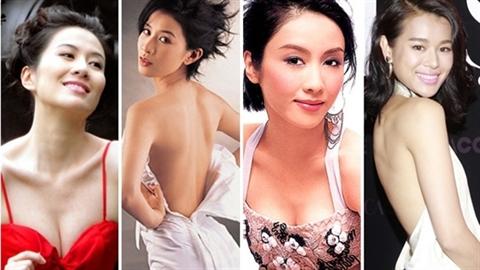 Chuyện ít biết về những 'chiêu trò' để được nổi tiếng của dàn mỹ nhân TVB