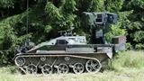 Tò mò với tổ hợp tên lửa phòng không ASRAD của Đức