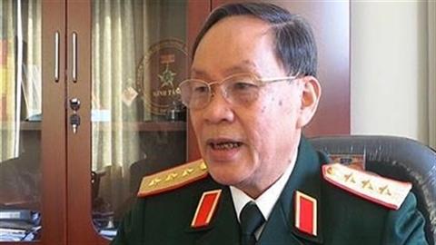 Thượng tướng Nguyễn Văn Rinh: Chờ hành động thực của Trung Quốc