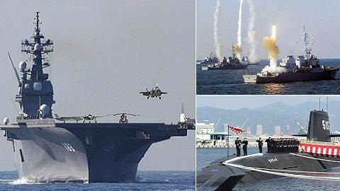 Nhật phá chiến lược A2/AD của Trung Quốc như thế nào?