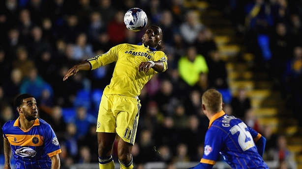Highlights: Shrewsbury Town 1-2 Chelsea (Capital One Cup)