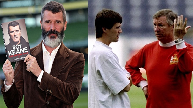 Tự truyện Roy Keane; Phần 15: Cái bẫy của Ferguson
