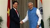 Việt-Ấn:Sớm thực hiện Hiệp định tín dụng 100 triệu cho quốc phòng