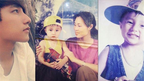 Hình ảnh tuổi thơ và những cột mốc đáng nhớ của Sơn Tùng M-TP