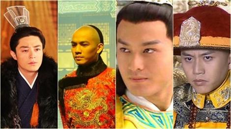 Những vị hoàng đế nào đẹp trai nhất màn ảnh Hoa ngữ?