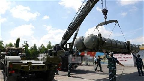 Hệ thống S-300MPU1 của Việt Nam 'đánh địch' ở những đâu?