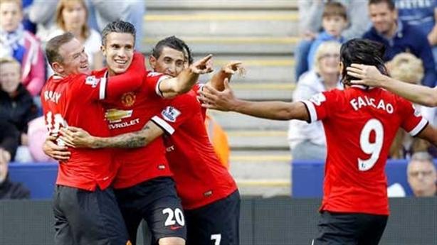 Không Rooney, Falcao, Mata và 4-3-3 để hạ Man City?