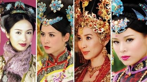 Những tuyệt đại mỹ nhân 'chốn thâm cung' trên màn ảnh Hoa ngữ