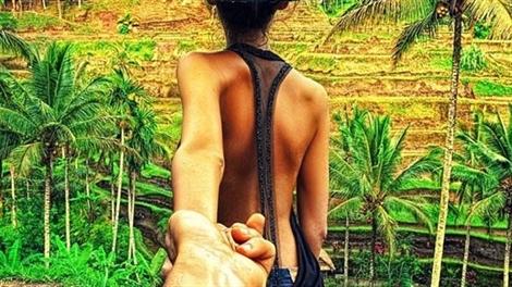 Bộ ảnh 'Nắm tay em đến suốt cuộc đời' đẹp nhất thế giới
