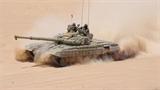Tên lửa HJ-12 đe dọa tăng T-72 của Ấn Độ