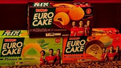 Manchester United chính thức xuất hiện trên bao bì bánh kẹo suốt 3,5 năm