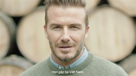 Tin nóng: David Beckham sẽ đến Việt Nam vào tháng 11