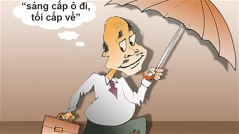 Công chức lương thấp nên nhận phong bì?