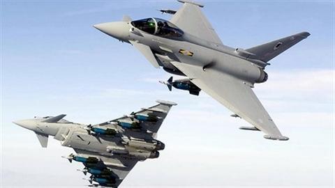 Anh điều 'cuồng phong' chặn máy bay Nga, châu Âu hoảng hốt
