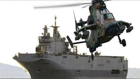 Pháp đủ bản lĩnh 'ép' Nga vụ TSB trực thăng Mistral?
